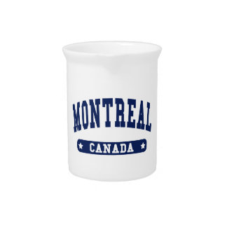 Montreal Pitcher
