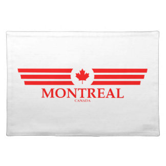 MONTREAL PLACEMAT