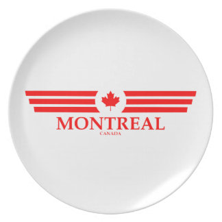 MONTREAL PLATE