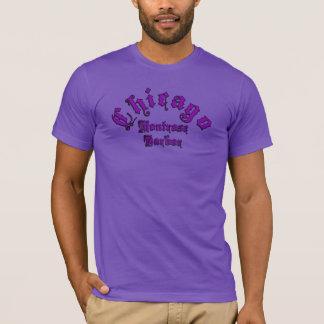 Montrose Harbor Chicago Men's Gent's t-shirt