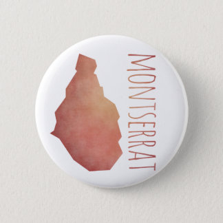 Montserrat 6 Cm Round Badge