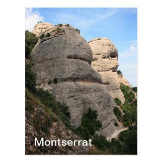 Montserrat Postcard