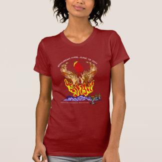 Monument Fire Arizona T-Shirt