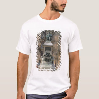 Monument to Alexander Dumas pere (1802-70) French T-Shirt