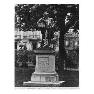 Monument to Hector Berlioz Postcard