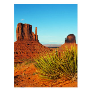 Monument Valley 11 Postcard