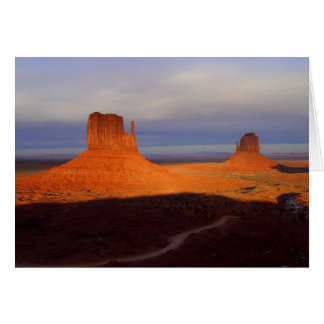 Monument Valley Card
