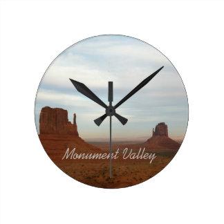 Monument Valley clock