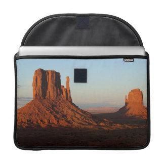 Monument valley,Colorado MacBook Pro Sleeve