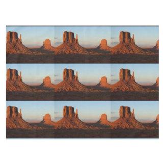 Monument valley,Colorado Tablecloth