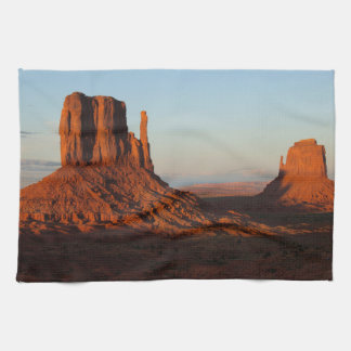 Monument valley,Colorado Tea Towel