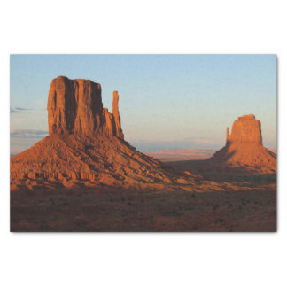 Monument valley,Colorado Tissue Paper