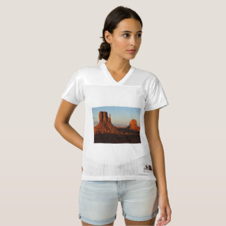 Monument valley,Colorado Women's Football Jersey
