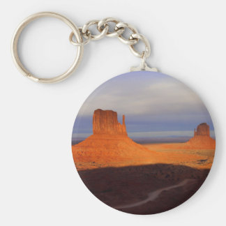 Monument Valley Key Ring