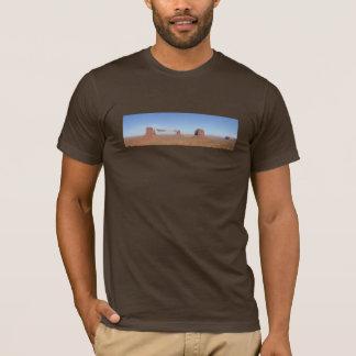 Monument Valley Panorama Tshirt