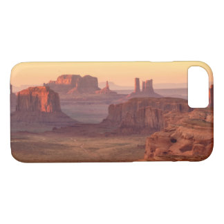 Monument valley scenic, Arizona iPhone 8/7 Case