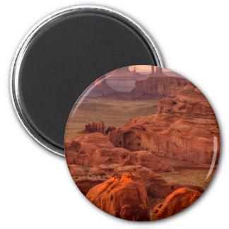 Monument valley scenic, Arizona Magnet