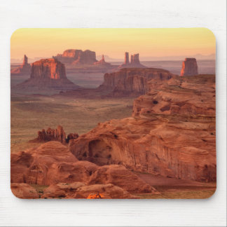 Monument valley scenic, Arizona Mouse Pad