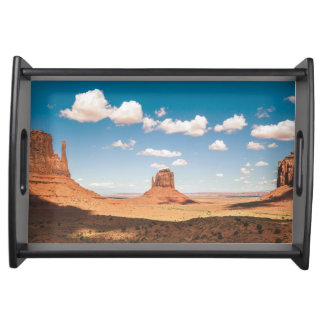 Monument Valley Serving Tray