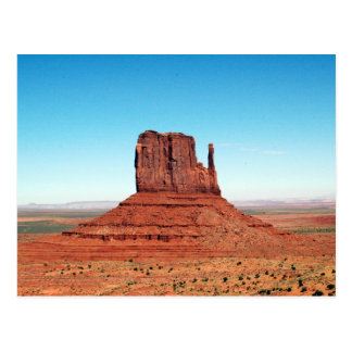 Monument Valley, Utah Postcard