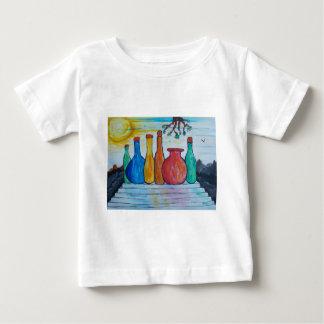 Monumental bottles baby T-Shirt
