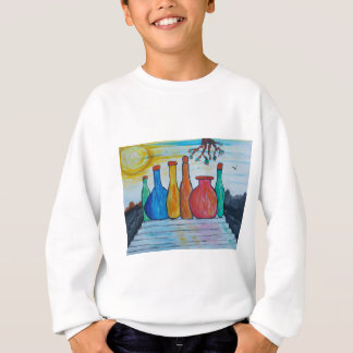 Monumental bottles sweatshirt