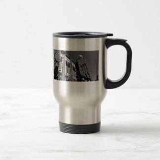 monumental toros travel mug