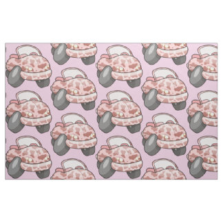 Moo Car Fabric