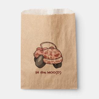 Moo Car Favour Bag