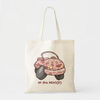 Moo Car Tote Bag