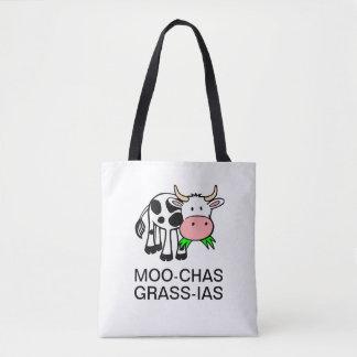 Moo-chas Grass-ias (Muchas Gracias) Bag