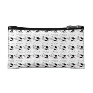 Moo Cow Cosmetic Bags