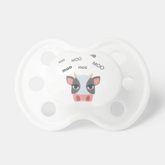 Moo Cow Cute Emoji Dummy
