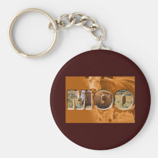 Moo Cow Key Chains