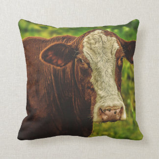 Moo Cow Pillow