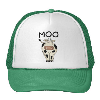 Moo Cow Tshirts and Gifts Cap