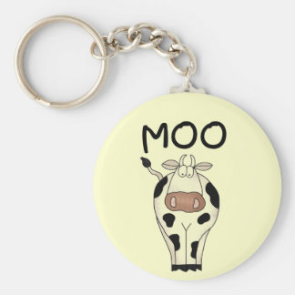 Moo Cow Tshirts and Gifts Key Chains