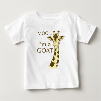 moo im a goat baby T-Shirt