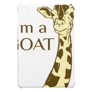 moo im a goat iPad mini covers