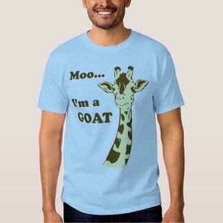 Moo...I'm a GOAT Shirt