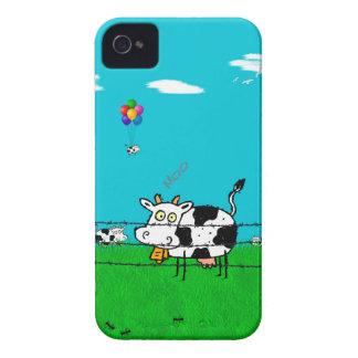 Moo iPhone 4 Case-Mate Case