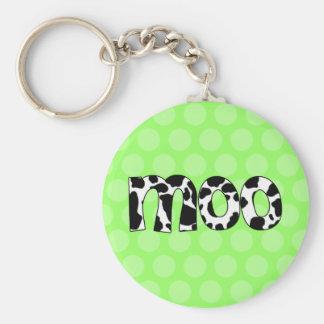 Moo Key Chains