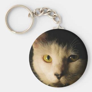 MOO MOO Cat Key Chain