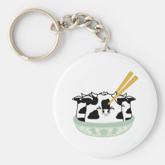 Moo Moo Dumplings Keychains