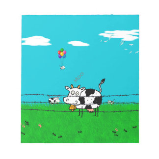 Moo Notepads