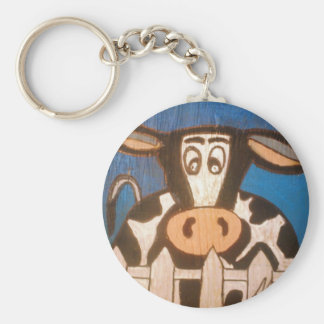 Moo to You Key Chains