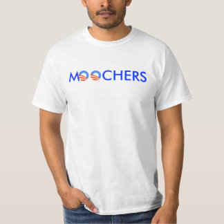 Moochers White T-Shirt