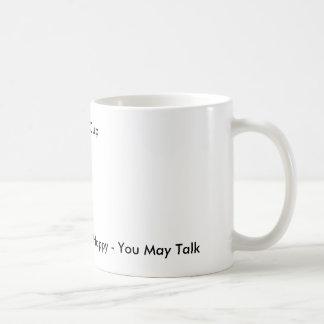 Mood Cup Basic White Mug