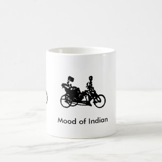 Mood of Indian Basic White Mug
