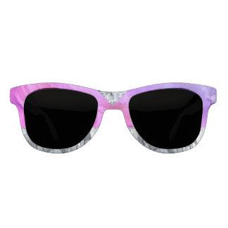 Mood Stone and Marble Swirl Statement Sunglasses